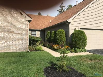 Toledo Condo/Townhouse For Sale: 5652 Baronswood Circle