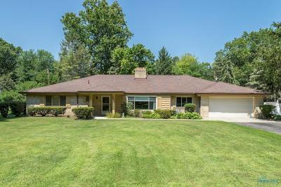 Sylvania Single Family Home For Sale: 5926 Sylvan Green Road