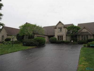 Toledo Condo/Townhouse Contingent: 5510 S Citation Road