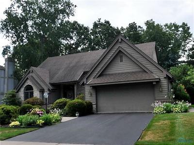 Toledo Single Family Home For Sale: 7213 Jamesford Drive