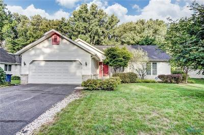 Toledo Single Family Home For Sale: 1126 Kinder Road