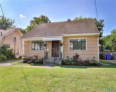 Toledo OH Single Family Home For Sale: $69,000