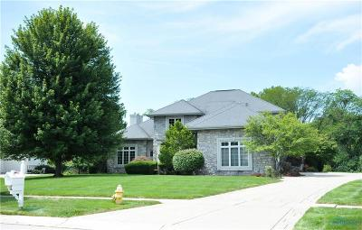 Perrysburg Single Family Home For Sale: 1198 Brookwoode Road