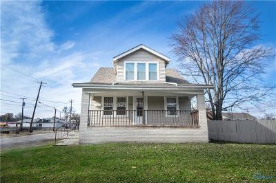 Toledo Single Family Home For Sale: 1301 Montain Road