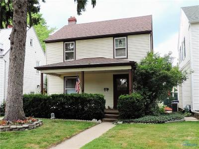 Toledo Single Family Home For Sale: 1514 Sabra Road