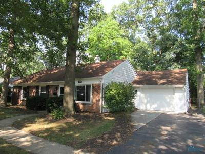 Sylvania Single Family Home For Sale: 4808 Brinthaven Drive