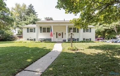 Toledo Single Family Home For Sale: 1906 Colony Drive
