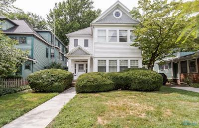 Toledo Multi Family Home For Sale: 2255 Glenwood Avenue