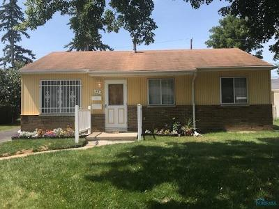 Toledo Single Family Home For Sale: 927 Ranch Drive