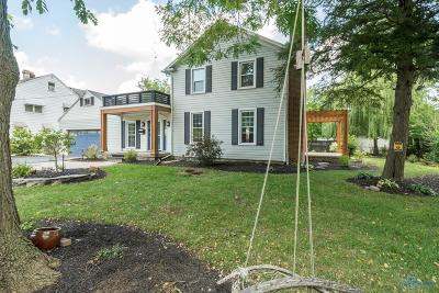 Maumee Single Family Home Contingent: 626 Corey Street