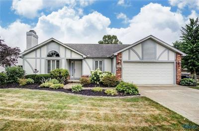 Toledo Single Family Home Contingent: 5565 Greenridge Drive