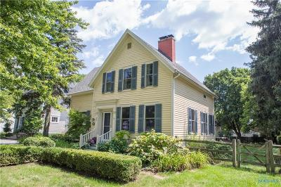 Perrysburg Single Family Home Contingent: 326 W Front Street