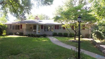 Toledo OH Single Family Home For Sale: $145,000