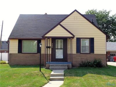 Oregon Single Family Home Contingent: 426 S Whittlesey Avenue