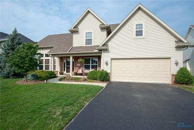 Sylvania Single Family Home For Sale: 5547 Clear Creek Blvd