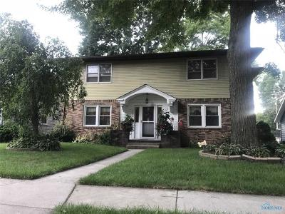 Waterville Single Family Home For Sale: 215 N 5th Street