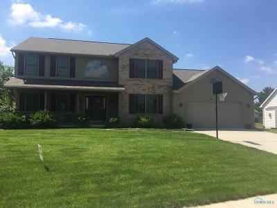 Sylvania Single Family Home For Sale: 7833 Hawkins Court