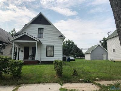 Toledo Single Family Home For Sale: 1259 Palmwood Avenue