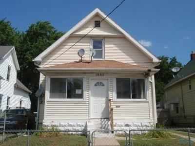 Toledo Single Family Home For Sale: 1662 Avondale Avenue