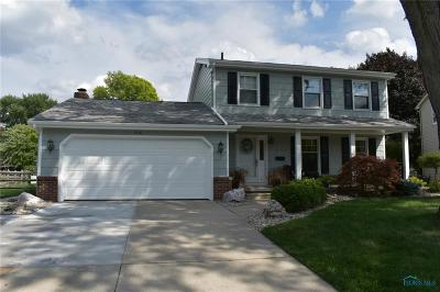 Maumee Single Family Home For Sale: 1316 Winghaven Road