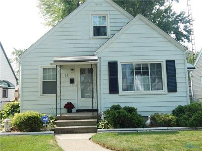 Toledo Single Family Home For Sale: 721 Gramercy Avenue