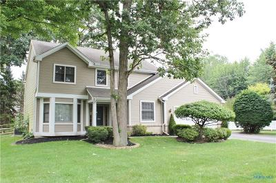 Sylvania Single Family Home For Sale: 2212 Stonybrook Boulevard