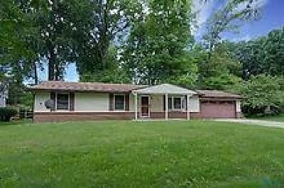 Toledo OH Single Family Home For Sale: $76,000