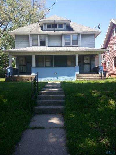 Toledo Multi Family Home For Sale: 2919 Scottwood Avenue