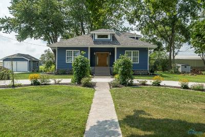 Lucas County Single Family Home For Sale: 3164 Brown Road