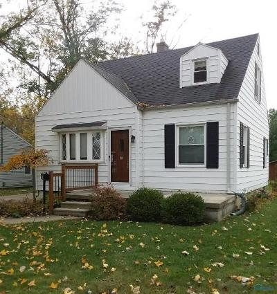 Maumee Single Family Home For Sale: 1269 Scott Street