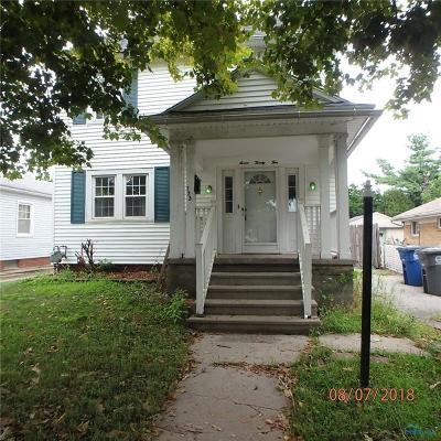 Toledo Single Family Home For Sale: 725 S Westwood Avenue