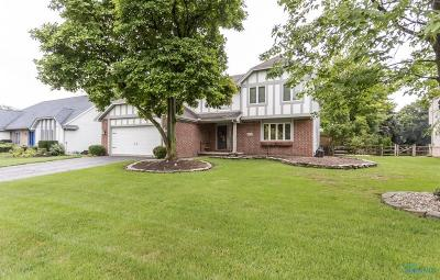 Maumee Single Family Home For Sale: 6903 Morningdew Boulevard