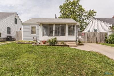 Toledo Single Family Home For Sale: 4207 Asbury Drive