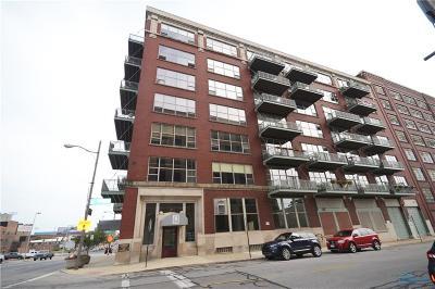 Toledo Condo/Townhouse For Sale: 745 Washington Street