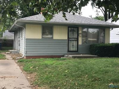 Toledo Single Family Home For Sale: 801 Ranch Drive