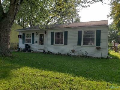 Toledo Single Family Home For Sale: 351 Hargrave Road