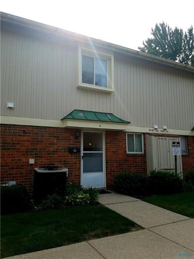 Toledo OH Condo/Townhouse For Sale: $39,900
