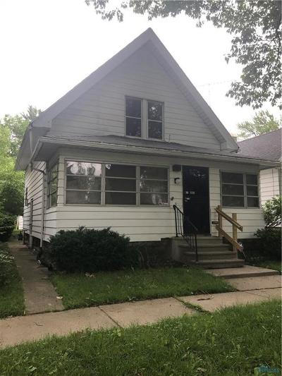 Toledo Single Family Home For Sale: 1002 Woodstock Avenue