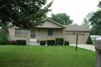 Maumee Single Family Home Contingent: 4435 Margrete Drive