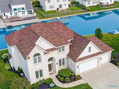 Sylvania Single Family Home Contingent: 5612 Clear Creek Court