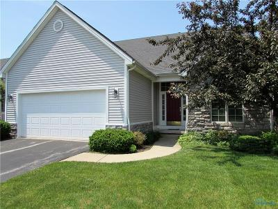 Perrysburg OH Single Family Home Contingent: $239,900