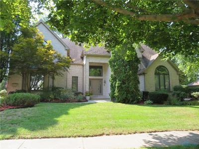 Sylvania Single Family Home For Sale: 4815 Country Walk Lane