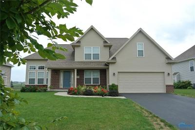 Perrysburg Single Family Home Contingent: 4323 Morgan Place