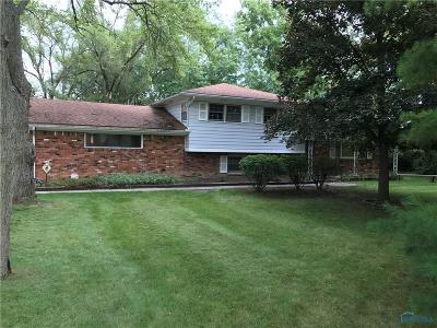 Perrysburg Single Family Home For Sale: 28592 Simmons Road