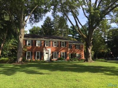 Toledo Single Family Home For Sale: 5308 Bristol Court