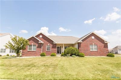 Sylvania Single Family Home For Sale: 9646 Fieldstone Lane