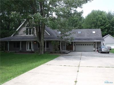 Monclova Single Family Home For Sale: 9760 Maumee Western Road