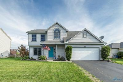 Perrysburg Single Family Home For Sale: 14562 Belmont Court