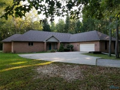 Monclova Single Family Home For Sale: 10629 Reed Road