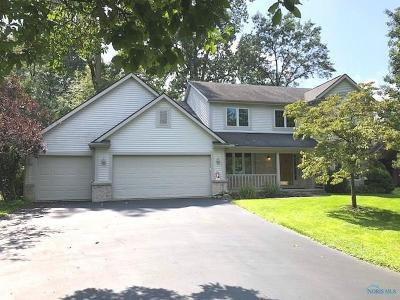 Sylvania OH Single Family Home Contingent: $239,900
